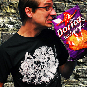 DnD shirt