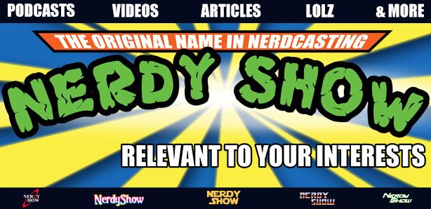 618 nerdy show banner