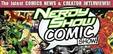 comic show button