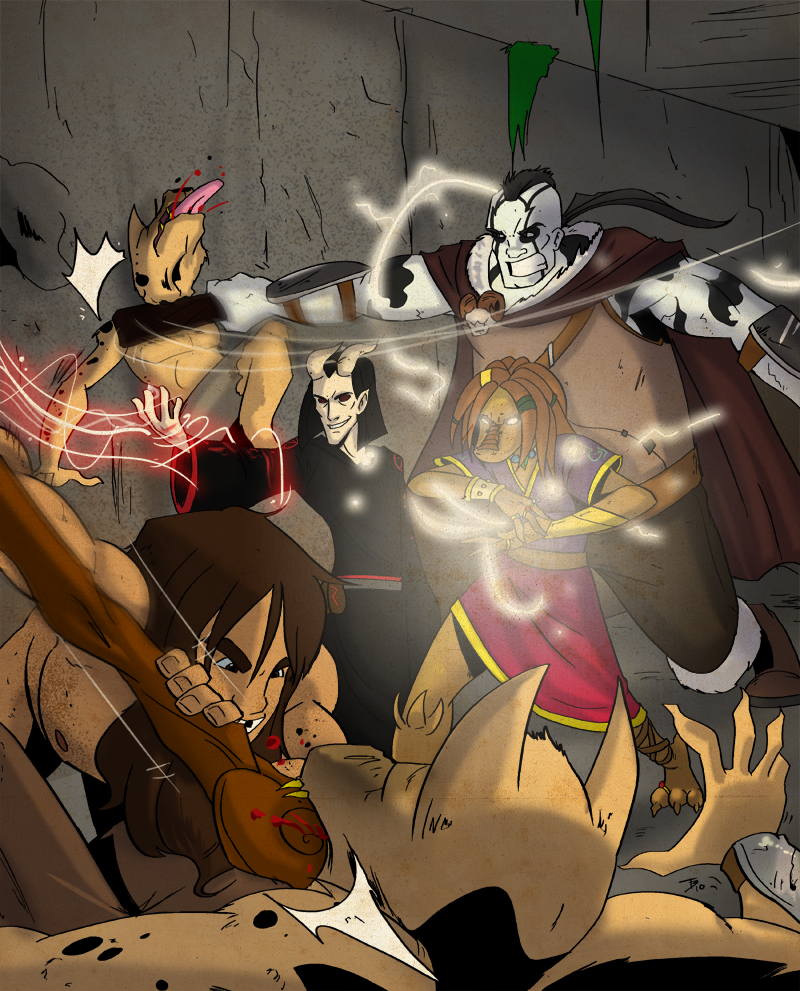 tony baldini, dungeons and doritos