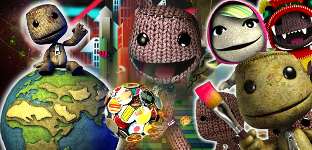 Little Big Planet 2, Sack people community