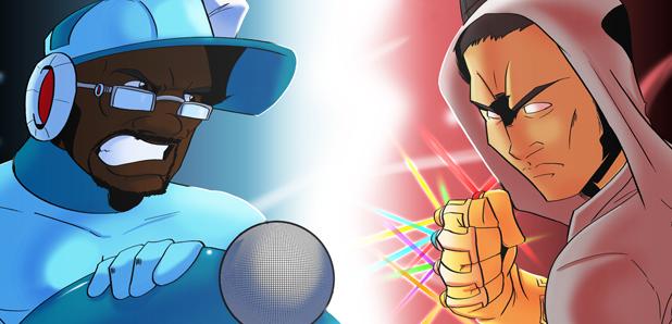 Marvel vs. Capcom 3-on-3 mixtape melee feat