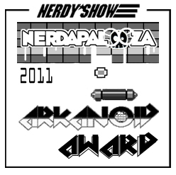 Nap 2011 Arkanoid Award