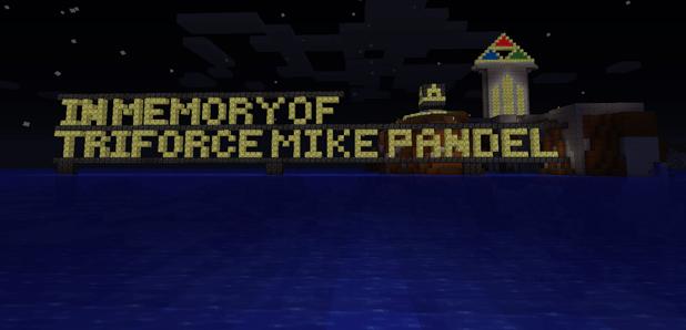 mike memorial feat