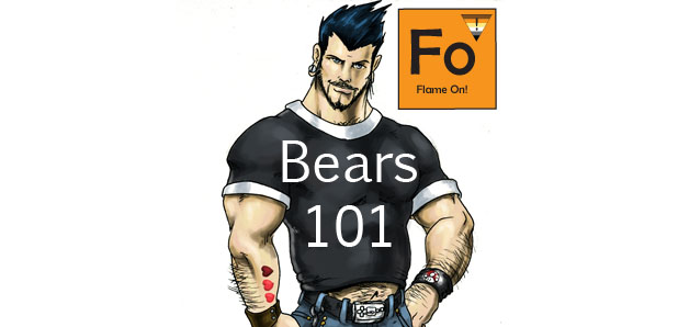 Flame On :: Bears 101