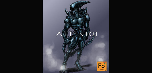 Flame On :: Alien 101