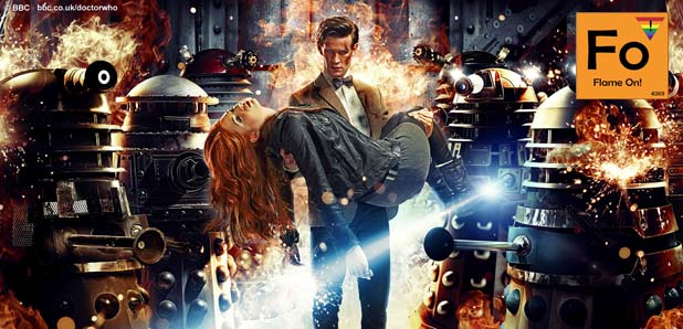 Flame On :: S02 :: Doctor Who 101
