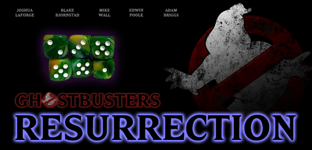 Ghostbusters Resurrection – Episode 12:  Pyramid Scheme