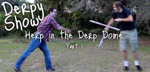 Derpy Show :: Episode 13 :: Herp in the Derp Dome: Part 1