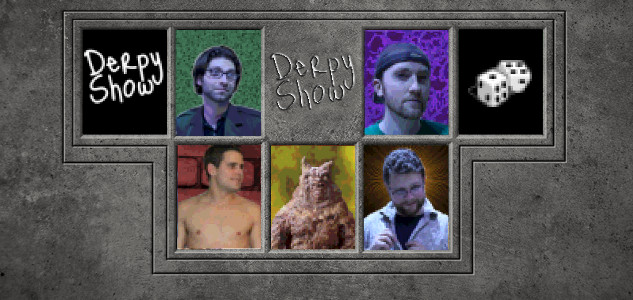 Derpy Show Episode 15 :: Fighting and Shit
