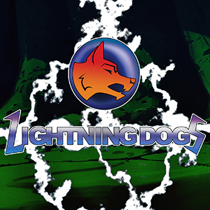 lightningdogs album art 300