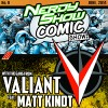 Episode 185 :: Valiant at HeroesCon with Matt Kindt & More!