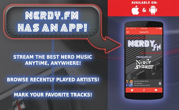 nerdyfm app ad