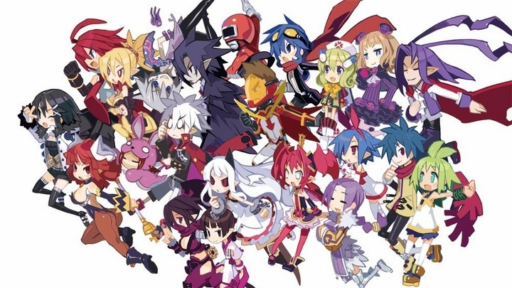 Disgaea-5-all-the-characters