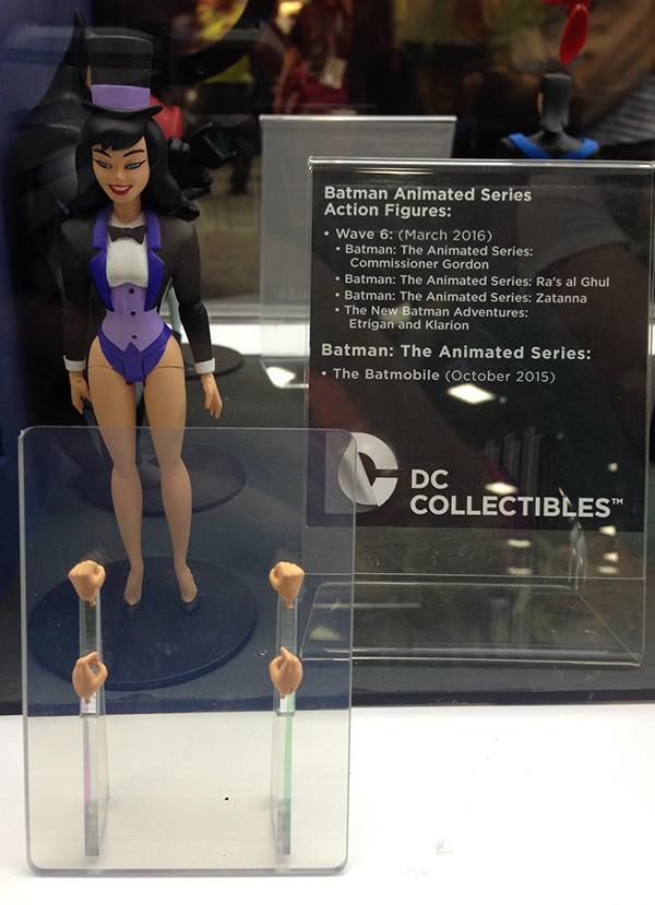 DC Collectibles zatanna