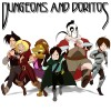 Dungeons & Doritos :: Run Away!