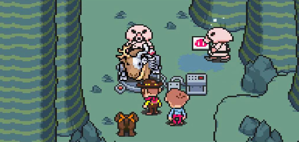 mother 3 caribou