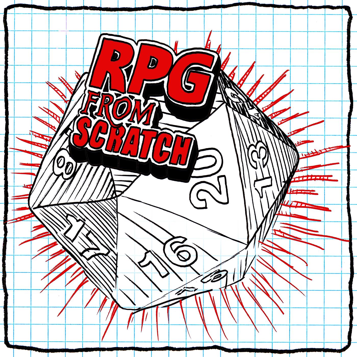 RPG from scratch v2
