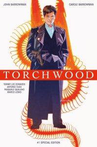 torchwood-1-sdcc
