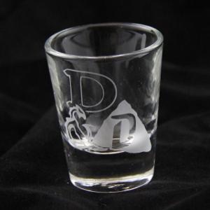 Dungeons and Doritos shot glass