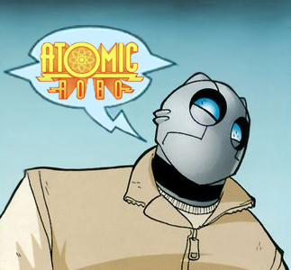 Episode 04 :: Atomic Robo Show
