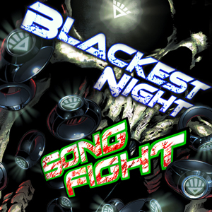 blackest night song fight 300