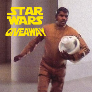 Willrow Hood's Star Wars Giveaway