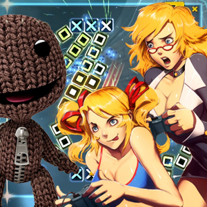 Little Big Planet 2 sack boy and others