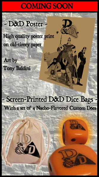 dice bags, poster