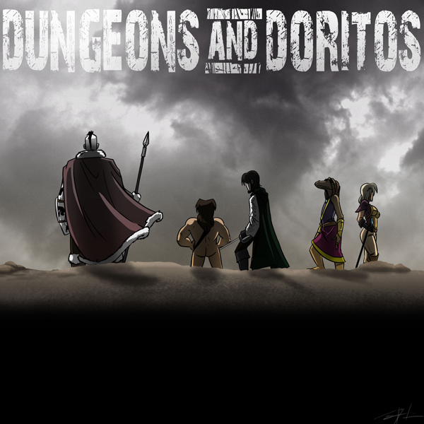 Dungeons & Doritos :: D&D-Day