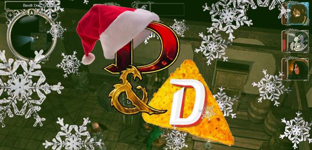 Dungeons & Doritos :: Crunchmas 2011