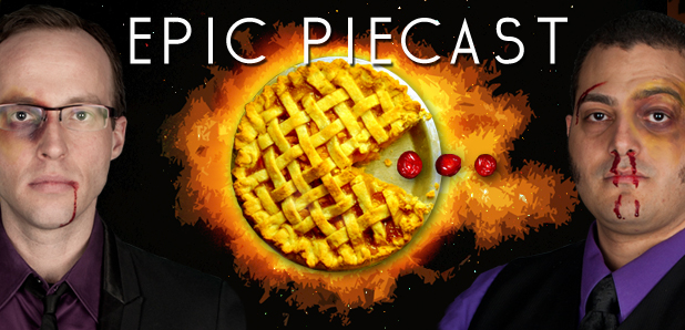 EPIC PIEcast :: Episode 003 :: The Walking Frontalot