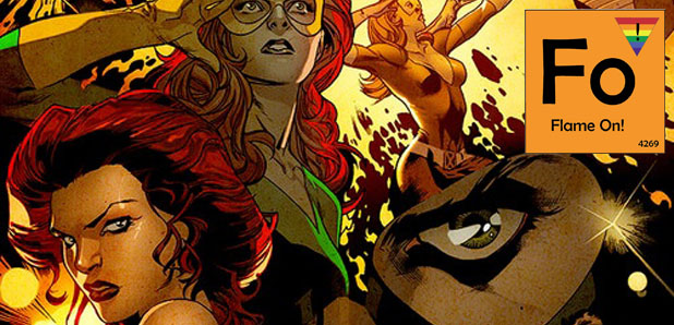 Flame On :: S02 :: Jean Grey 101