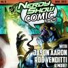 Episode 146 :: Nerdy Show Comic Show :: Heroes Falling, Villains Rising