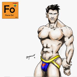 Gay Superman Video