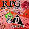 Episode 154 :: RPG $upport Drive and D&D Update!