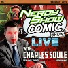 Episode 166 :: Nerdy Show Comic Show LIVE – With Charles Soule