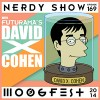 Episode 169 ::  Moogfest Bound with Futurama's David X. Cohen