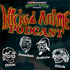wicked anime podcast title card 144