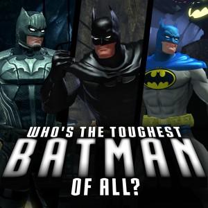 nerdy show batman