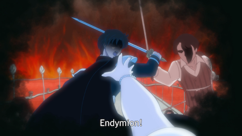 sailor moon crystal episode 8 - endymion dream
