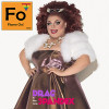 Flame On :: Drag is the New Spandex :: Ginger Minj
