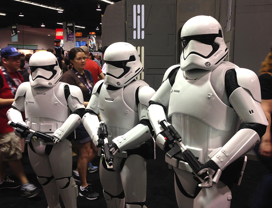 the first order 900