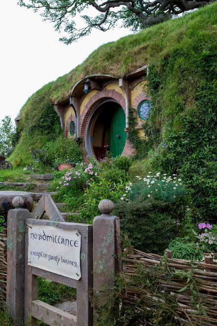 Hobbiton: Bag End