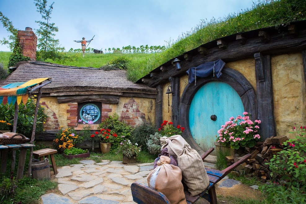 Hobbiton: The Baker's Hobbit Hole