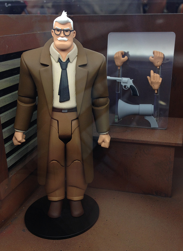 DC Collectibles jim gordon