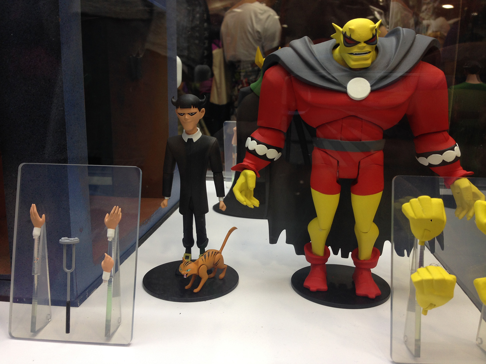 DC Collectibles klarion etrigan
