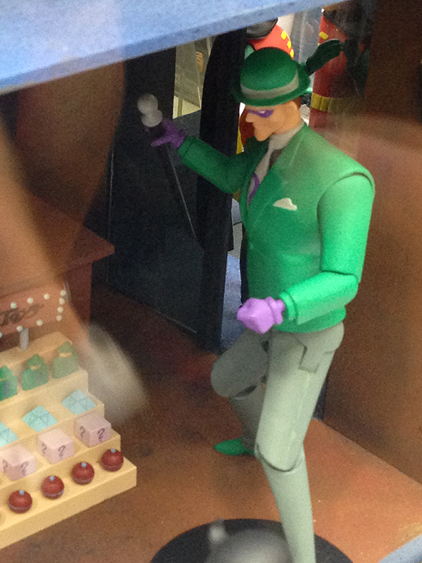 DC Collectibles riddler