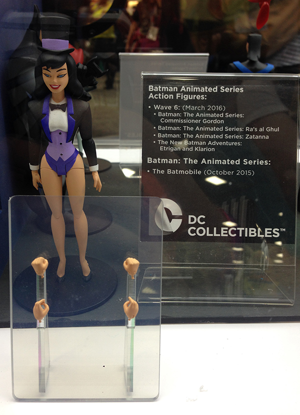 DC Collectibles zatanna