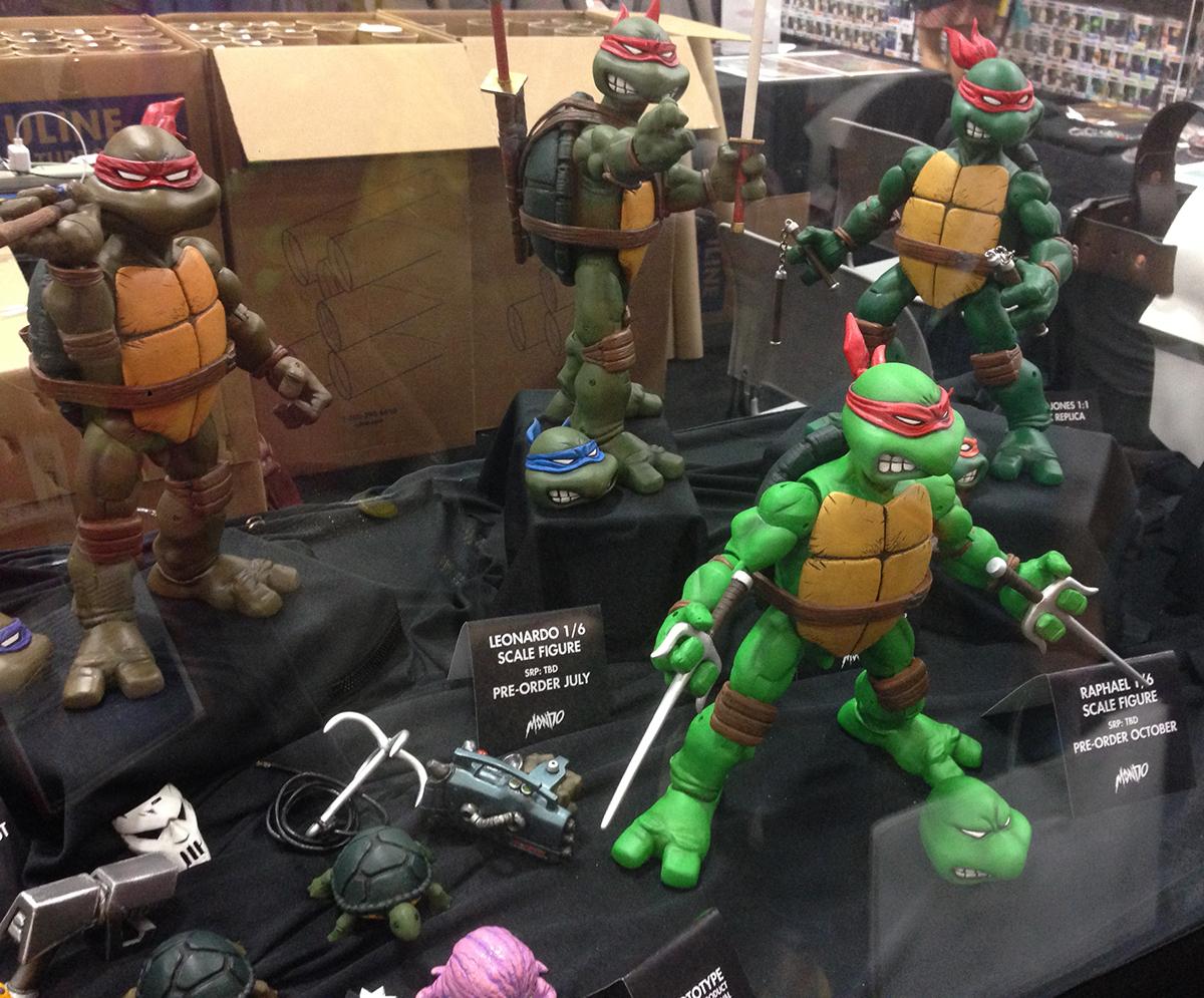 mondo ninja turtles